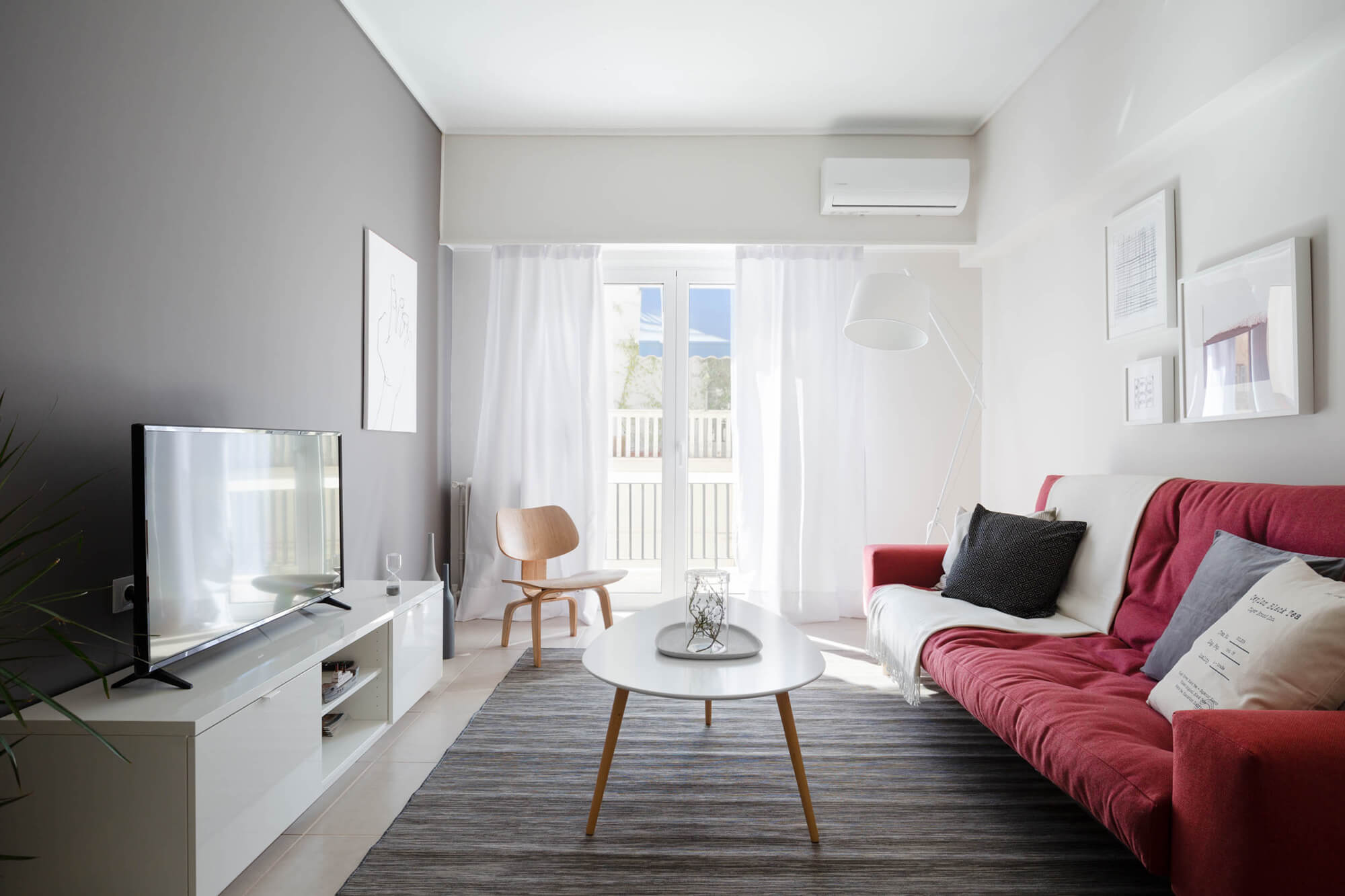 Central Stylish 1BR Apartment