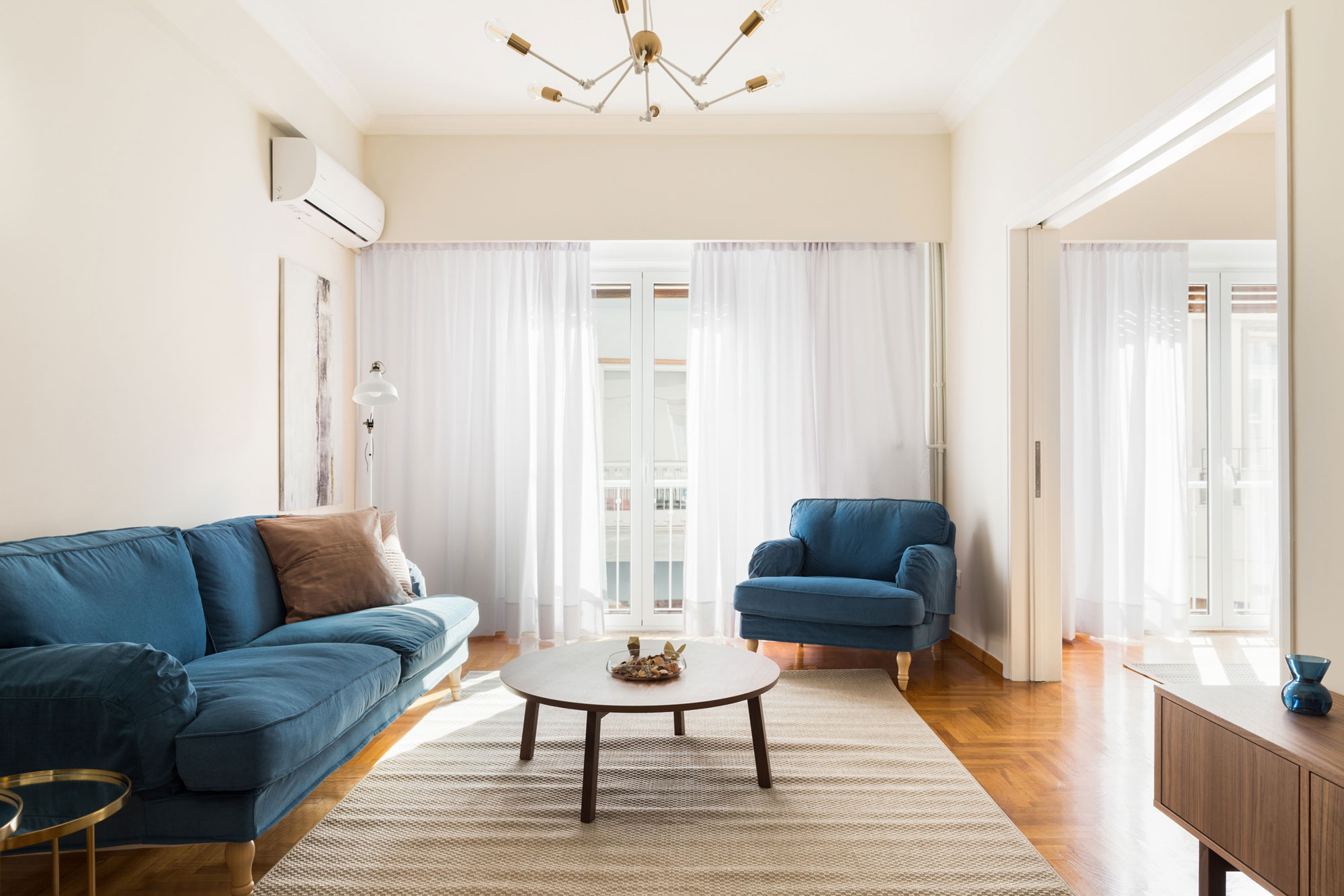 Chic 2BR Flat in the Heart of Athens