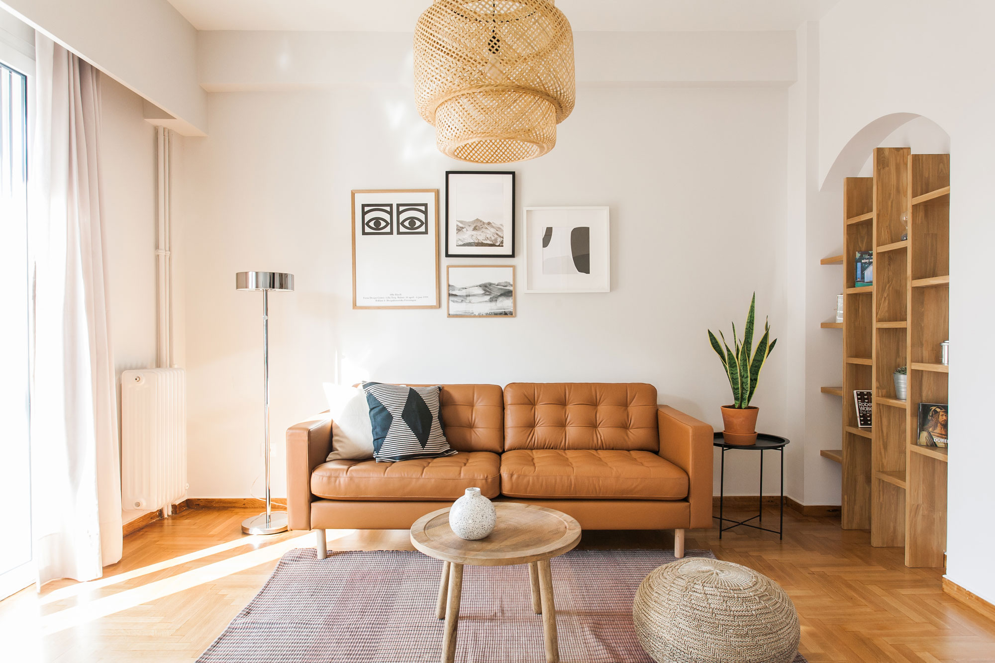 Stylish 2BR Apartment in the Heart of Athens