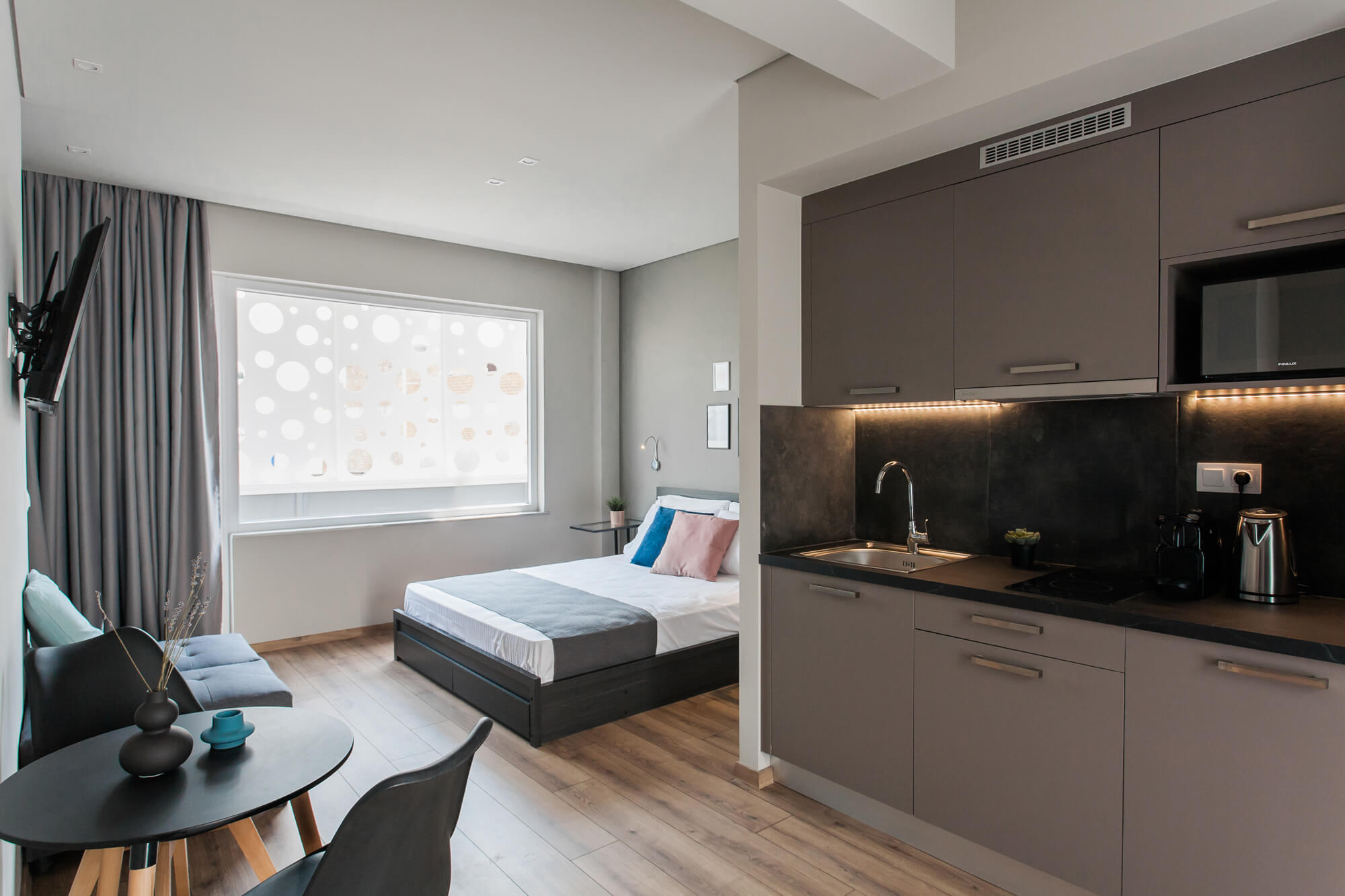 Delightful 1BR Apartment at WYZ Athens